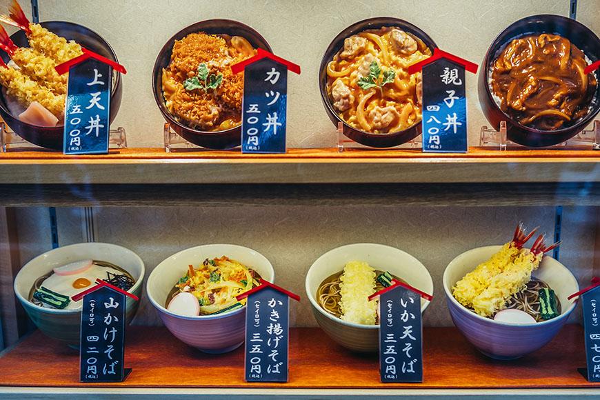 fake food tokyo.