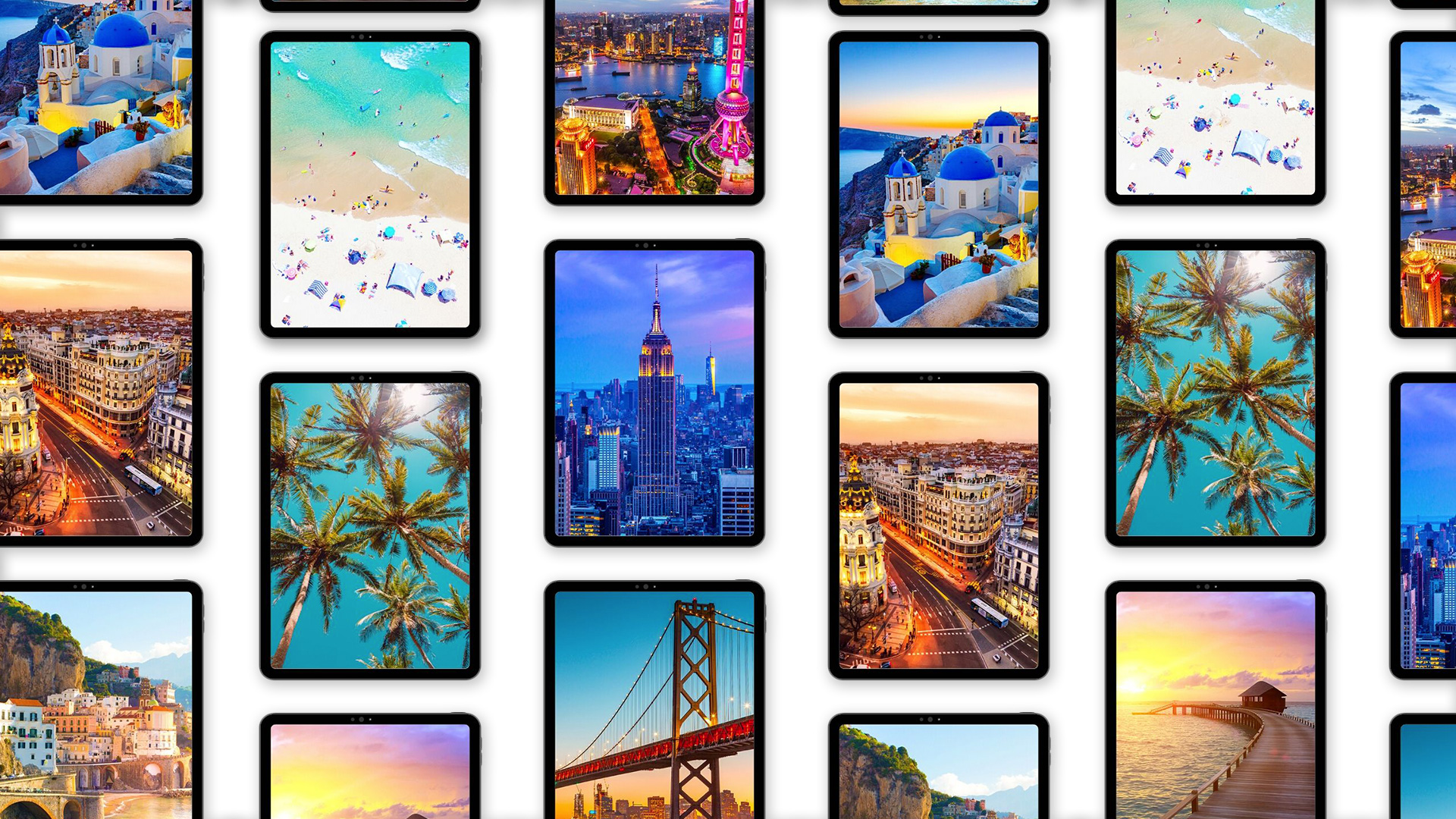 9 Travel Themed Zoom Backgrounds You Can Download For Free