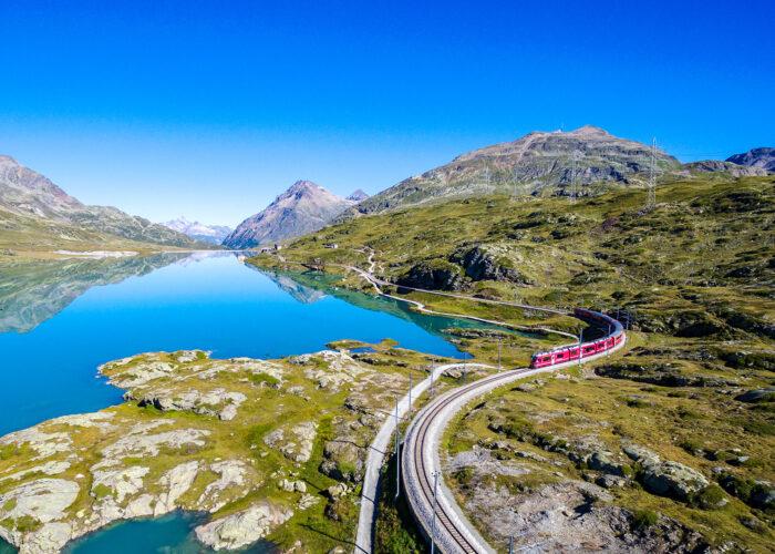 Bernina Express - Bernina Pass (CH)