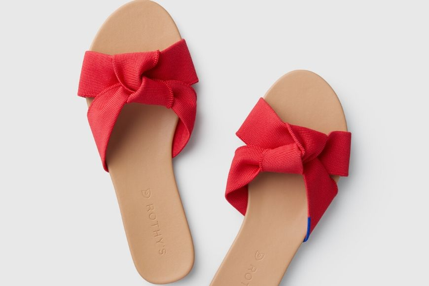 Rothys Knot Sandal
