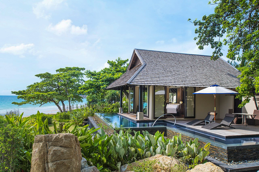 Vana Belle, A Luxury Collection Resort, Koh Samui, Thailand
