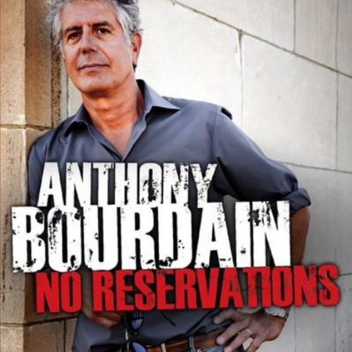 anthony bourdain no reservations tv show.