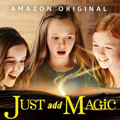 just add magic tv show.