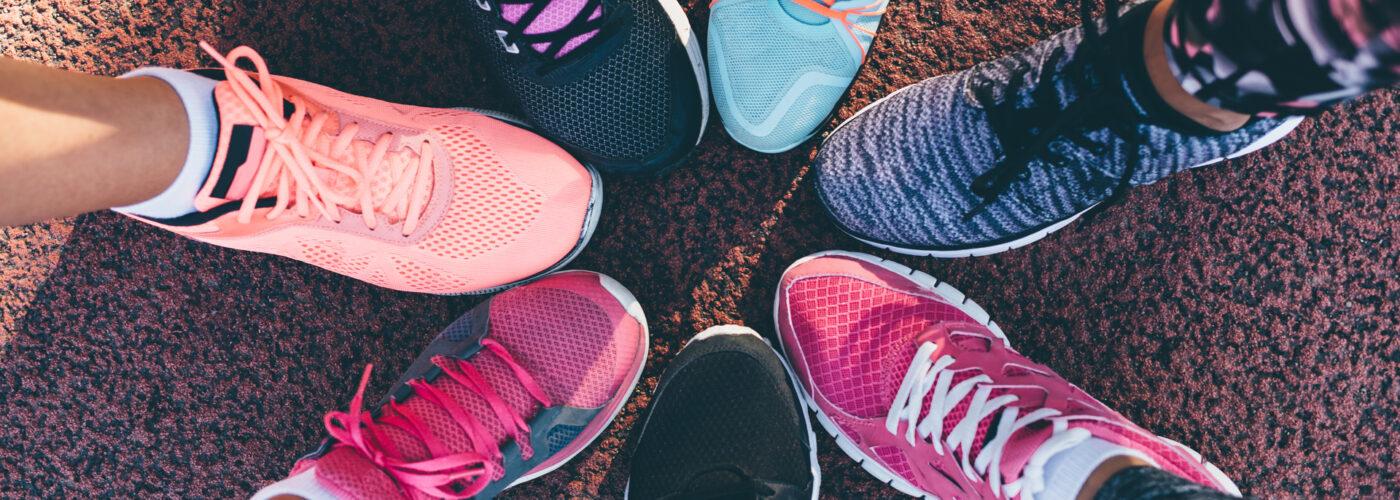lightweight shoes.