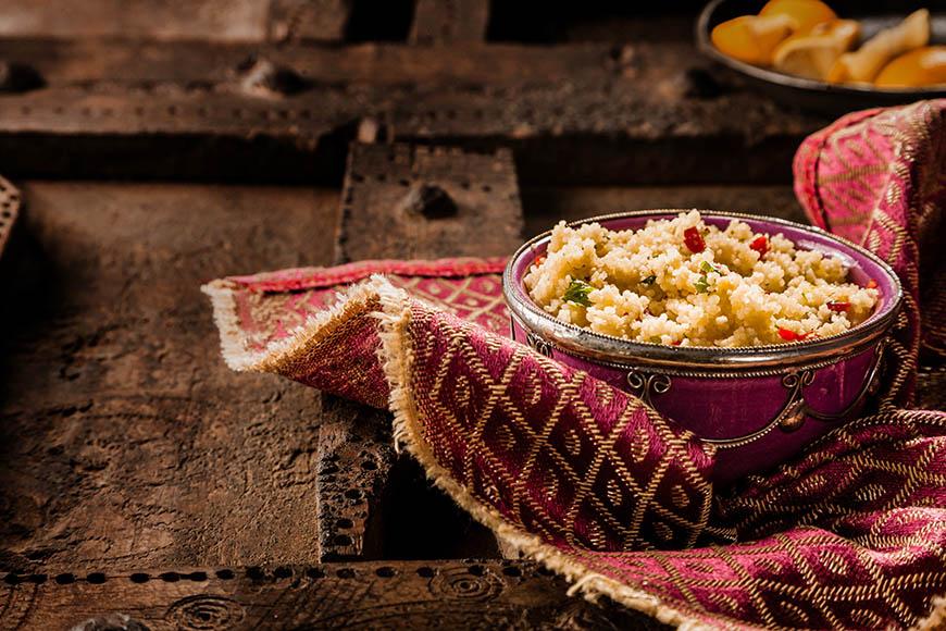 moroccan couscous.