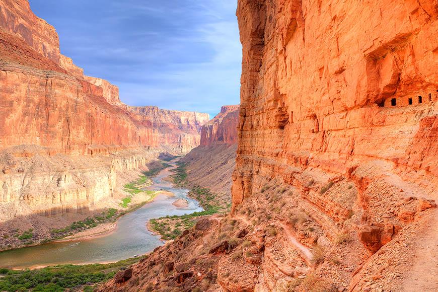 nankoweap trail grand canyon.
