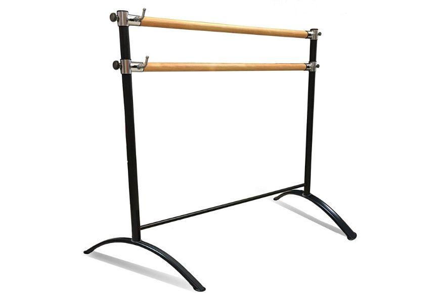 portable ballet barre.