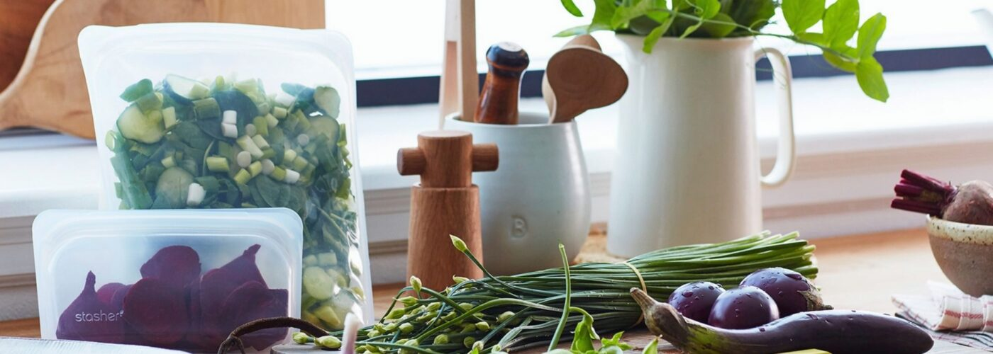 stashers reusable bags food storage.