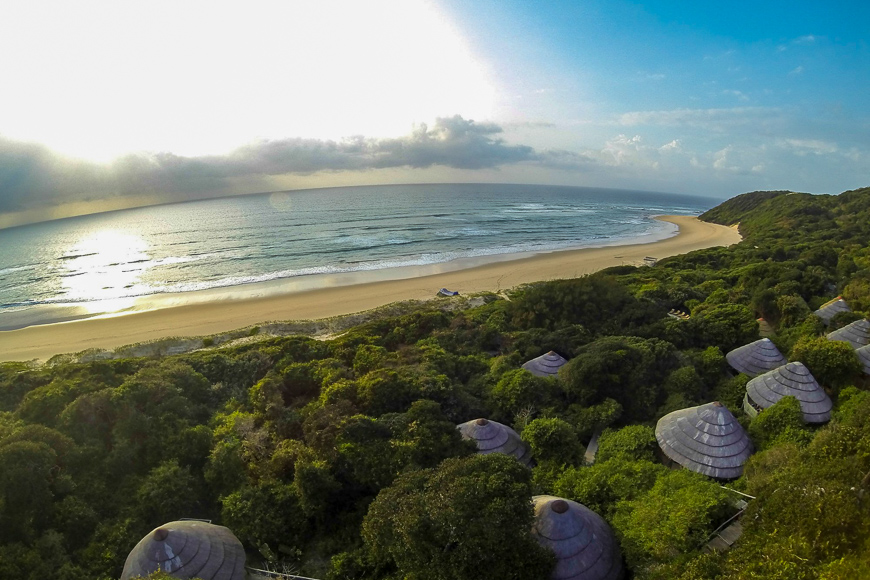 Thonga Beach Lodge, KwaZulu-Natal, South Africa