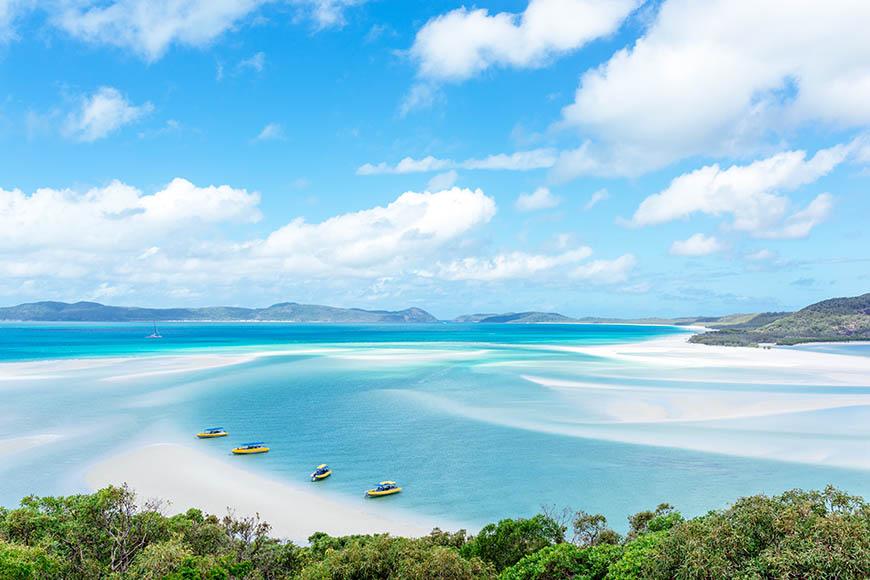 whitehaven beach whitsunday islands.
