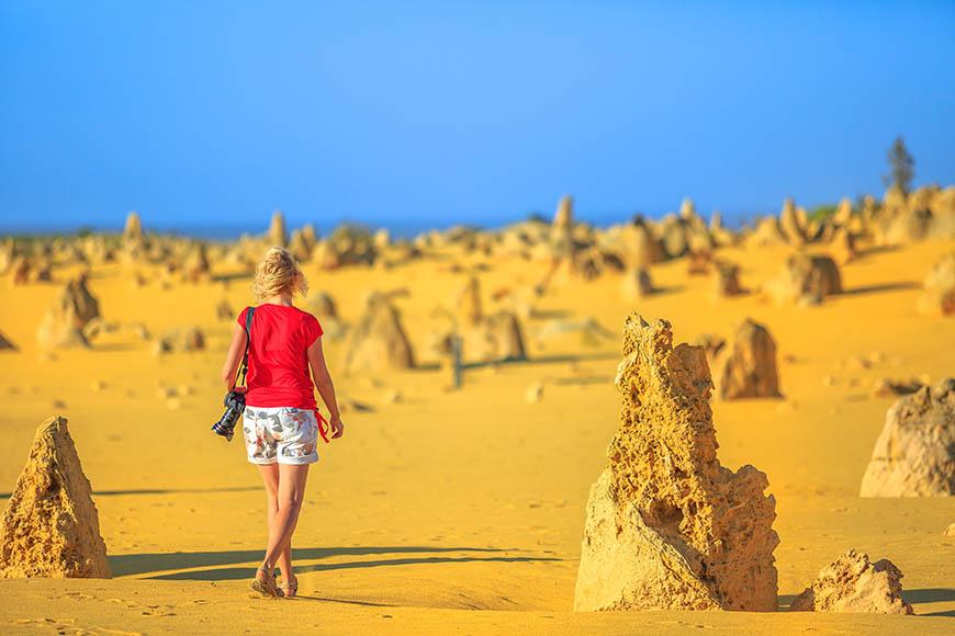 pinnacles desert nambung national park.