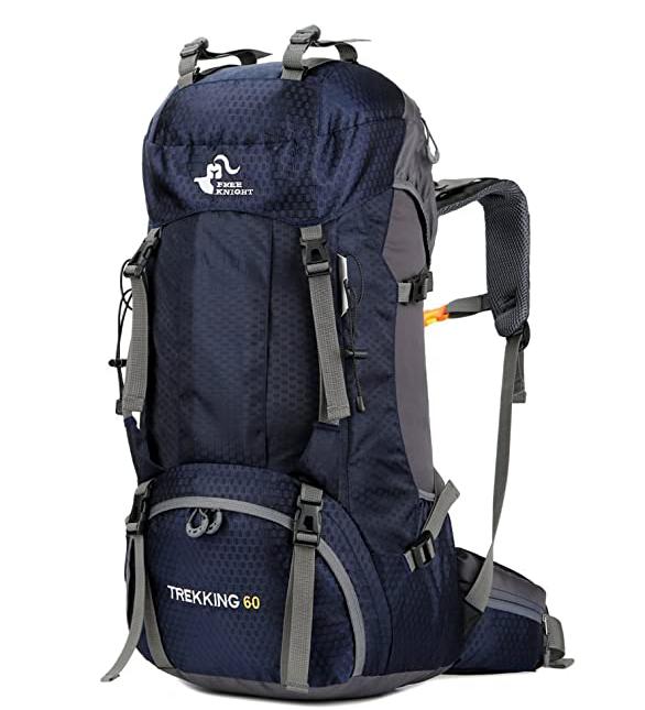 Bashseash 60L Waterproof Lightweight Backpack