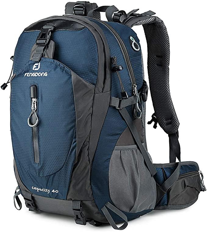Fengdong 40L Waterproof Backpack