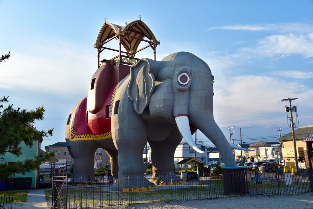 Lucy the Elephant in New Jersey