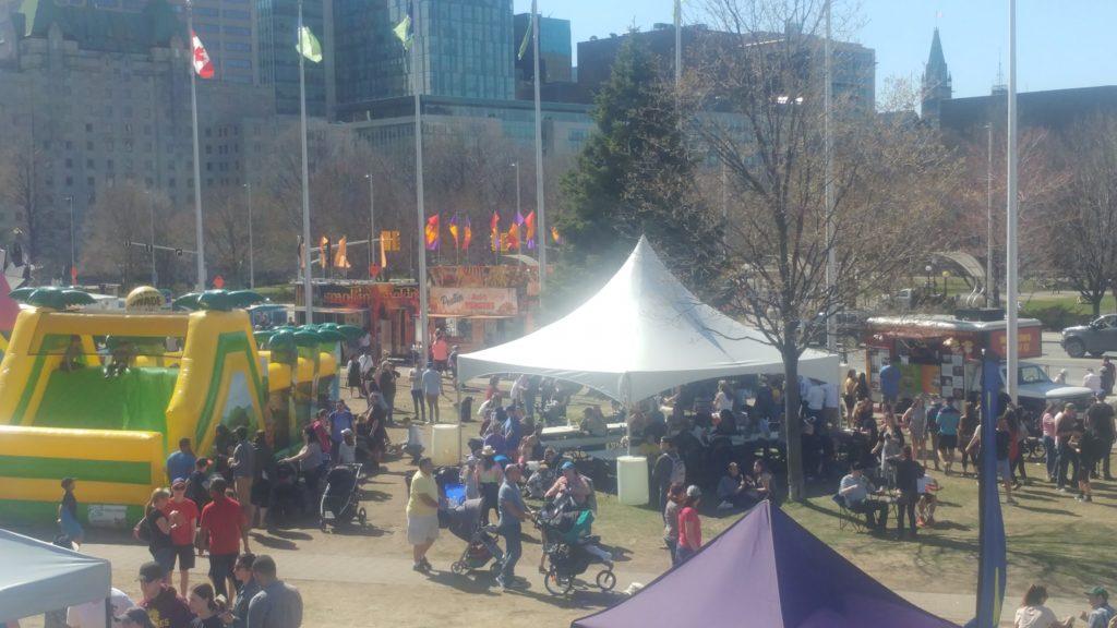 PoutineFest in Ottawa
