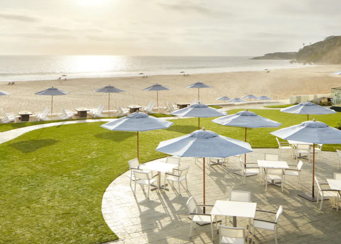 America's 10 Best Hotels With Private Beaches