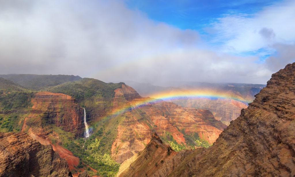 Waimea Canyon, Kaua'i, Hawaii