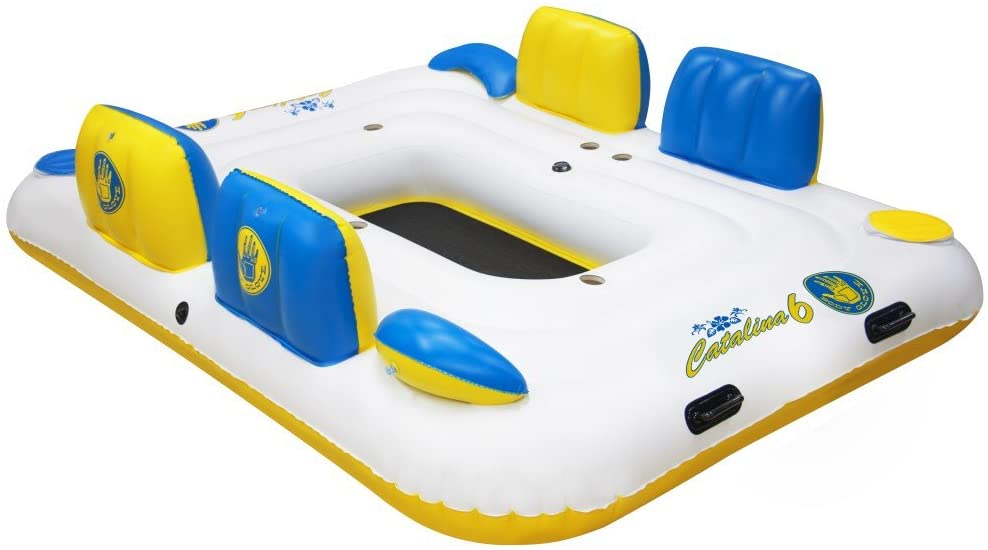 Six Person Inflatable Float
