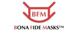 Bona Fide Masks logo