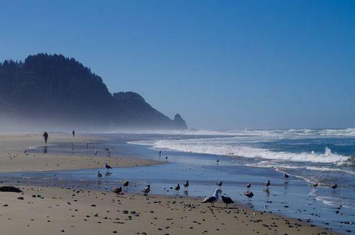 Hobbit Beach, Oregon