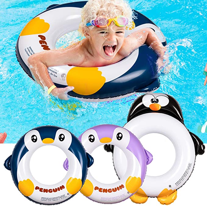 Inflatable Pool Tube for Kids