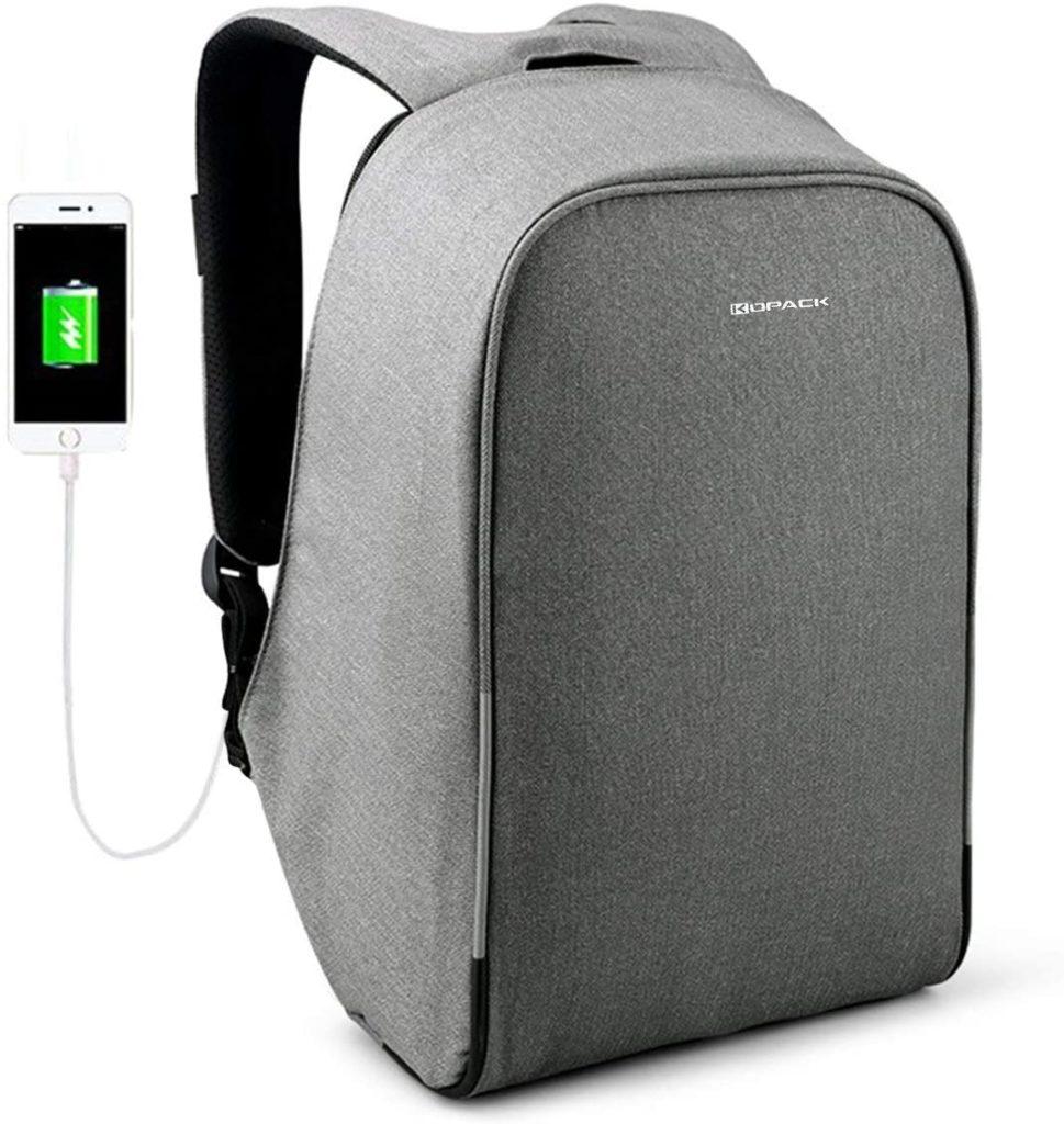KOPACK Anti-Thief Laptop Backpack