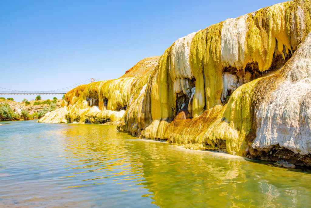 Thermopolis Hot Springs State Park, Wyoming