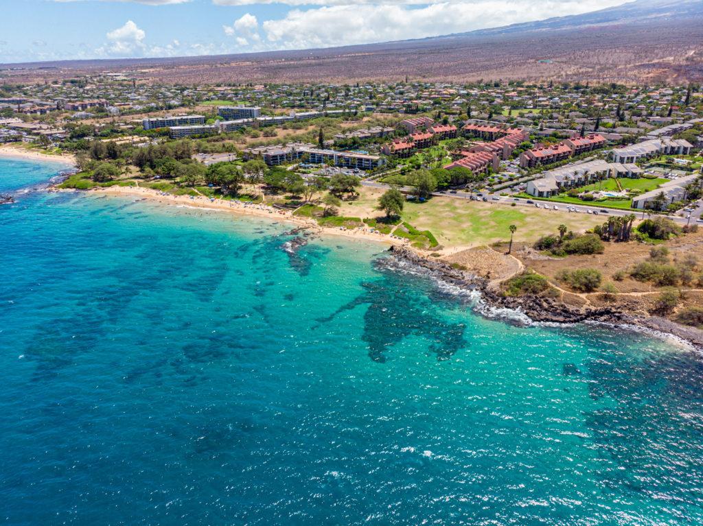 Kamaole Sand Beach III, Kihei, Maui, Hawaii