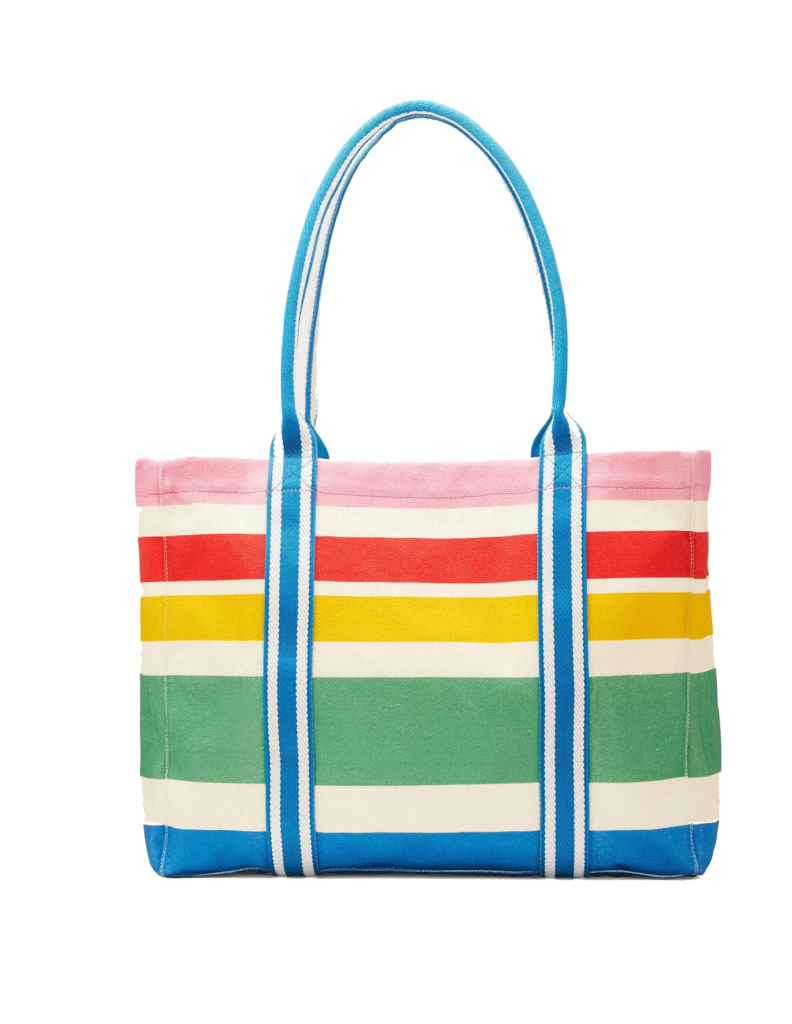 Boden Olivia Large Canvas Tote
