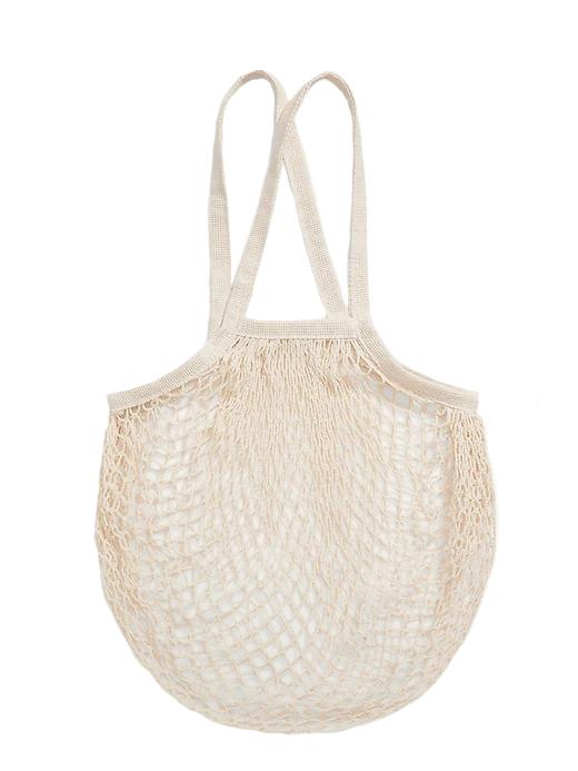 Upper Canada Reusable Organic Cotton Mesh Bag