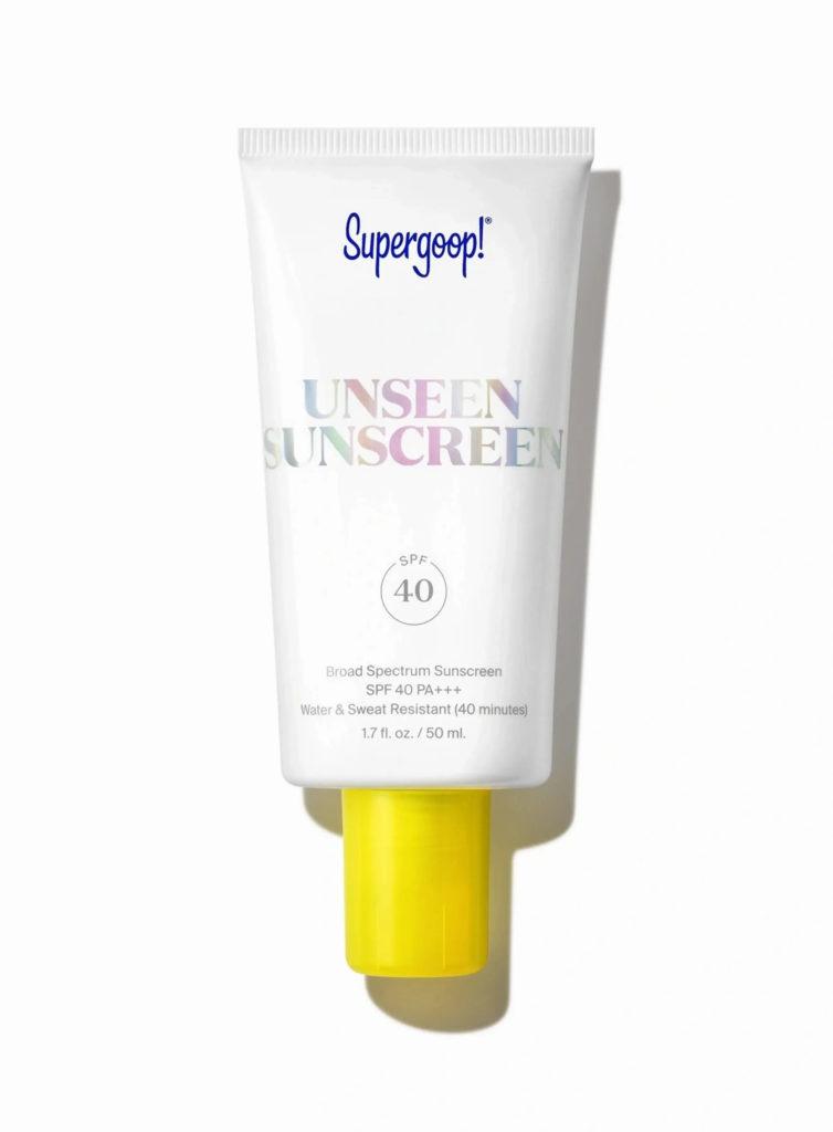Supergoop Unseen Sunscreen
