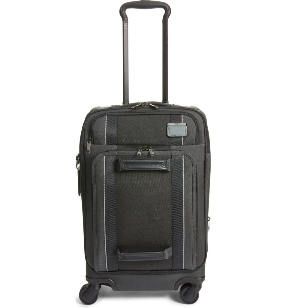 TUMI Merge Collection 22-Inch International Expandable Wheeled Carry-On Bag