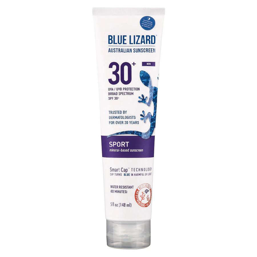 Blue Lizard SPF 30+ Sunscreen