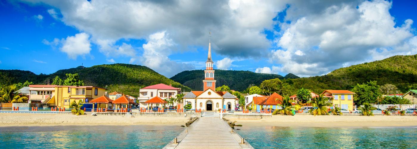 Island of Martinique