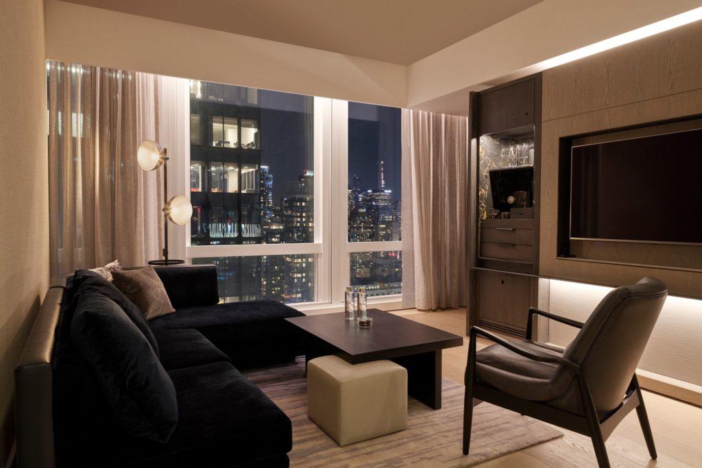 Equinox Hotel New York Room