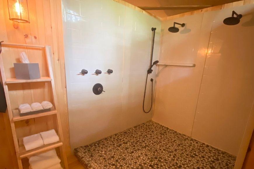 Terramor Tent Bathroom
