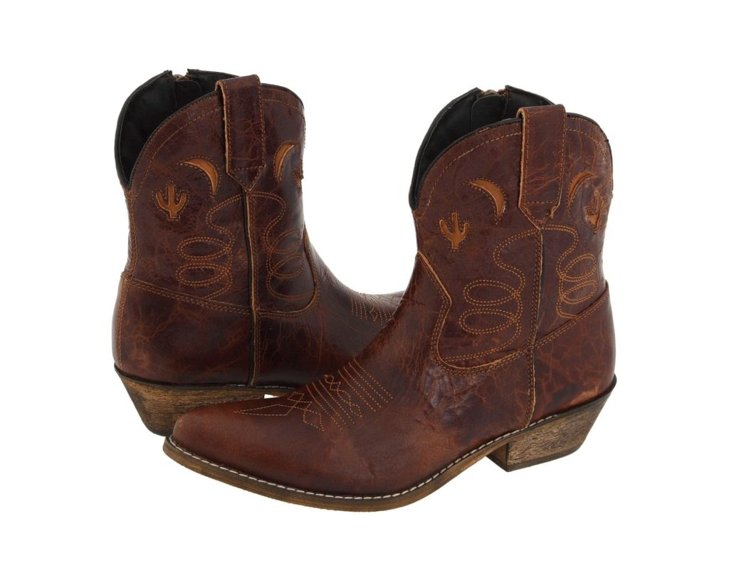 Dingo Adobe Rose boots