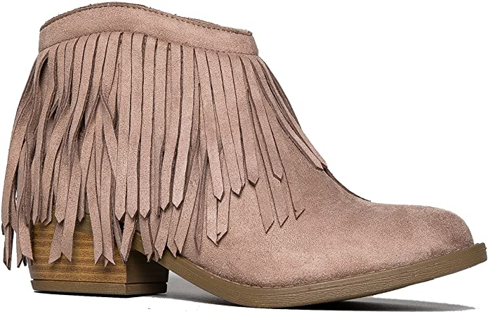 Soda Women's Cowboy Boots