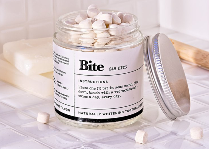 Bite Toothpaste Bits Review: Sustainability in a Travel-Sized Package