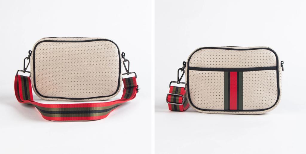 Drew-Roma Neoprene Camera Bag from Haute Shore