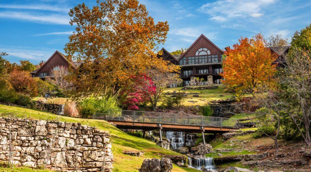 Big Cedar Lodge in Ridgedale, Missouri