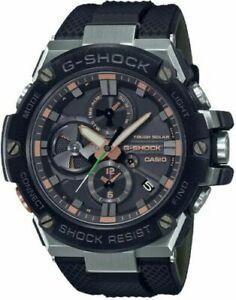 Casio G-Shock G-Steel Tough Solar Connected Watch