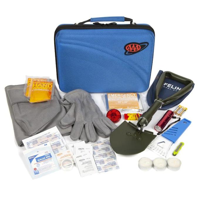 Lifeline First Aid AAA Winter Safety Kit