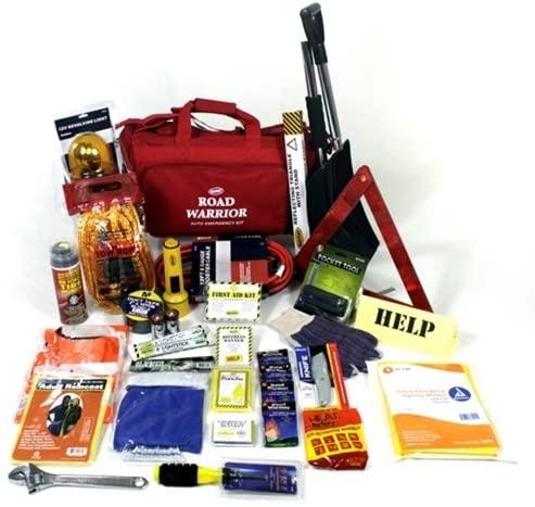 Deluxe Road Warrior Emergency Kit