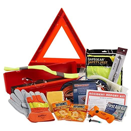 J. J. Keller L/XL Auto Vehicle Safety Kit