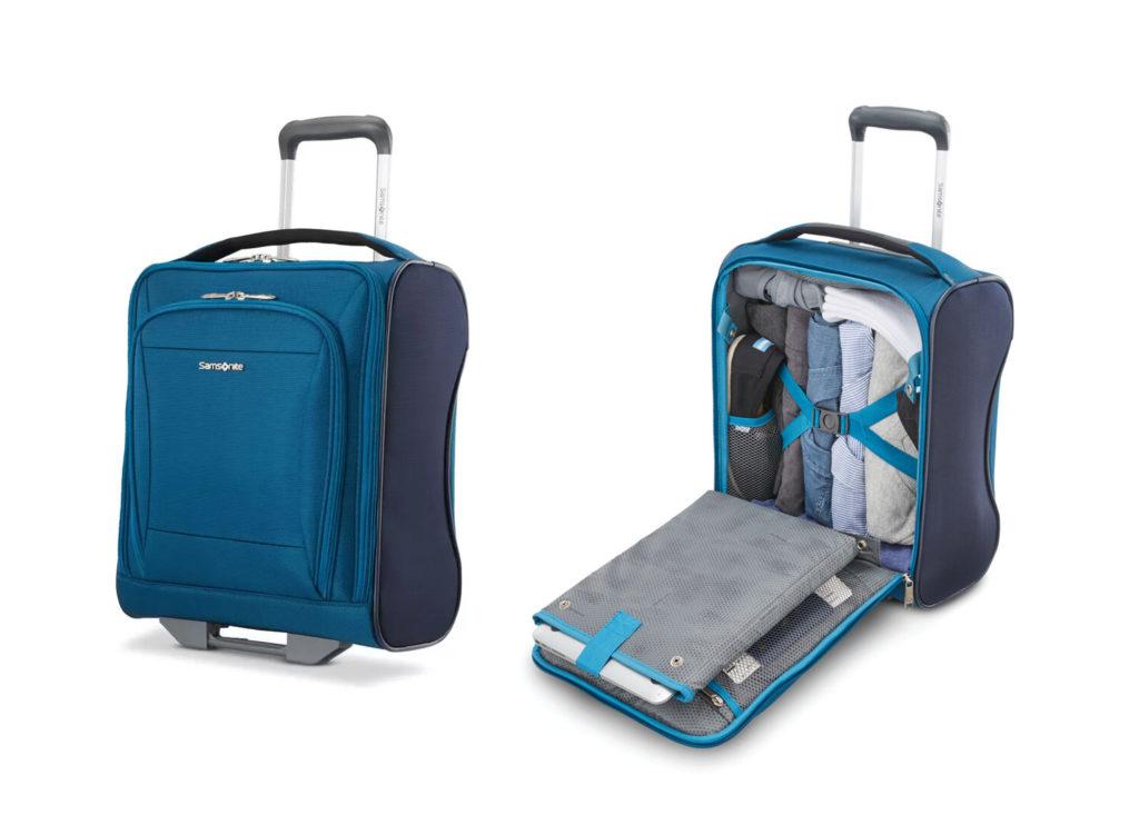 Samsonite Eco Advance Wheeled Underseater